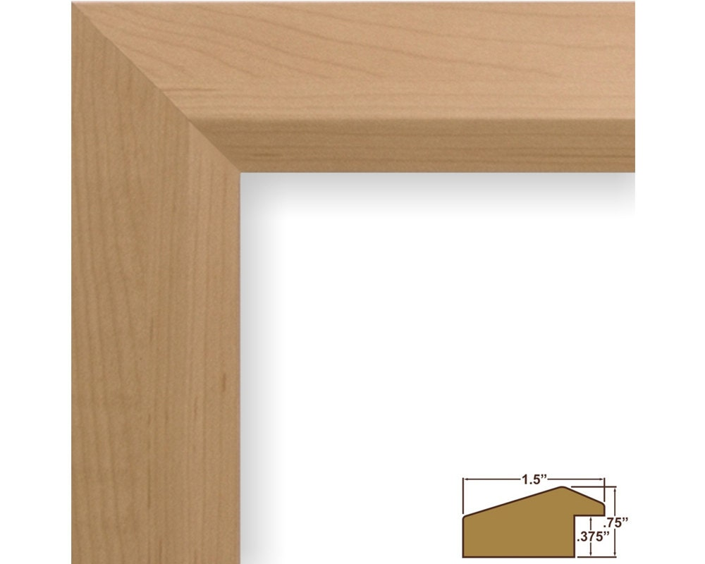 craig frames 20x28 inch american maple picture frame balla