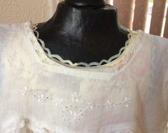 Vintage baby dress...0-3 mos.