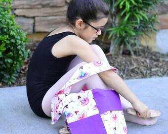 Ballerina Purse, Ballerina Messenger Bag, Kids Purse, Girls Purse, Ballerina Bag,Girls Ballerina Tote,Ballerina Messenger Bag,Messenger Bag