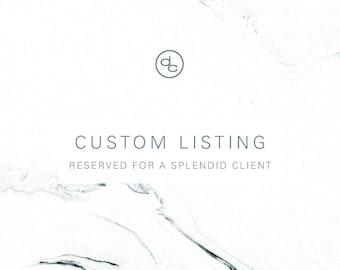 Custom Listing | Leslie R Isaacman