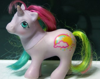 My Little Pony G1 Baby Rainribbon Rain ribbon