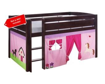 Horse theme playhouse