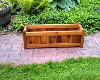 "Special Order for 12"" x 12"" x 48"" long planters"