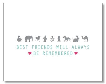 PET SYMPATHY CARD. Animal Loss. Animal Death Card. Dog loss. I'm Sorry. Pet Grievance Card