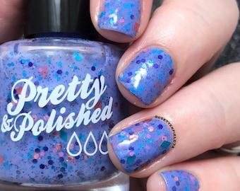 Bloomerang Glitter Nail Polish
