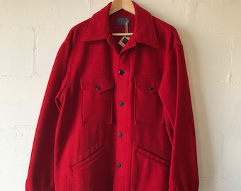 Men's Pendleton Wool Coat.