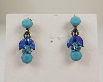 TIARA MISU Dangle Earrings