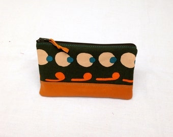 Marimekko Leather Purse