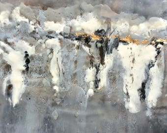 Abstract Landscape Art