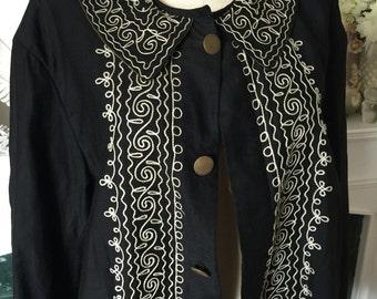 20s 30s Masonic Coat