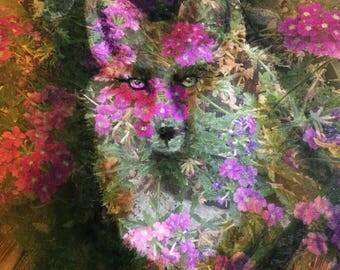 Spirit Fox Prints