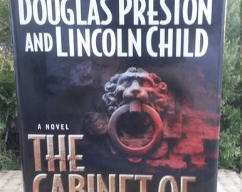 The Cabinet of Curiosities by Douglas Preston and Lincoln Child