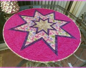Quilted Table Topper Oriental Traditions 683