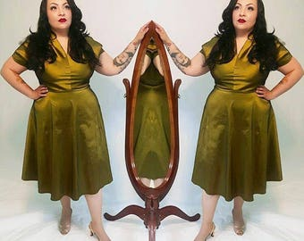 Zora Swing Dress