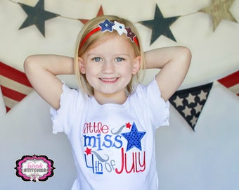 girls fourth of july shirt, fourth of july baby girl outfit, first fourth of july bodysuit, girls patriotic shirt, girls stars and stripes