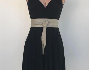 Unique Stylish Leather Obi Belt, Fashion Wide Belts, Woman Tie Belts, Wraparounds Urban Belts, Exotic Belt
