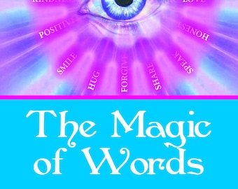 The Magic of words - paper back book