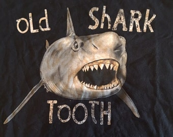 Old Shark Tooth