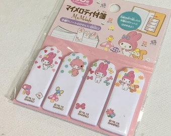 80pcs of My Melody Memo Pads