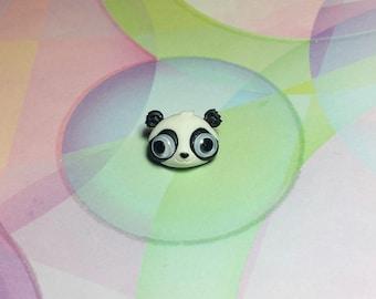 Panda Lapel Pin Tie Tack