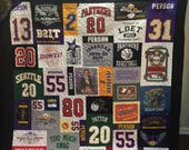 Custom Puzzle T Shirt Quilt for mindi6565 - final payment