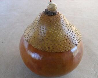 Acorn Gourd OOAK