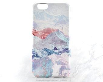 iPhone 7 Case Pastel Mountains iPhone 7 Plus Case iPhone 6s Case iPhone SE Case iPhone 6 Case iPhone 5S Case Galaxy S7 Galaxy S6 Case C11