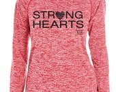 Strong Hearts Performance Long Sleeve
