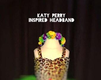 Katy Perry Roar Inspired Headband