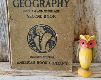 ESSENTIALS of GEOGRAPHY Grad School Book
