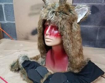 Deer Hat Hood Cosplay Costume