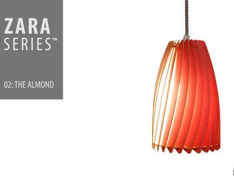 ZARA Designer Series™ 02: The Almond - Pendant Lamp