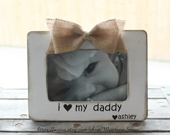 Fathers Day Gift Dad Gift Daddy Picture Frame Best Dad Ever Fathers Day Gift From Kids Gradpa Papa Gifts For Dad