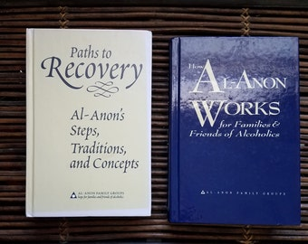 YOU PICK the FABRIC: How Alanon Works or Paths to Recovery Book Cover
