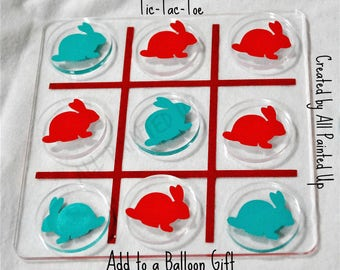 Tic Tac Toe - Easter - Any occassion