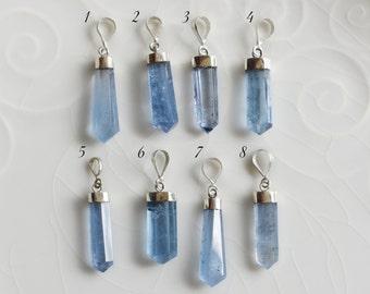 Aquamarine Pendant, Santa Maria Aquamarine, c
