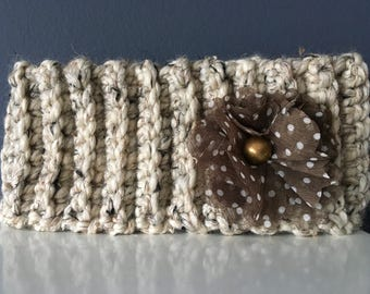Women's Crocheted Headband