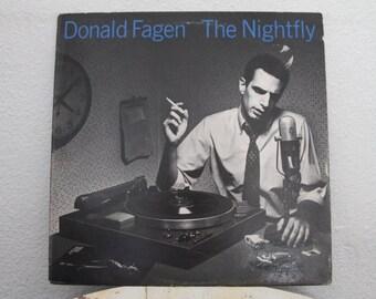 "Donald Fagen - ""The Nightfly"" vinyl record"