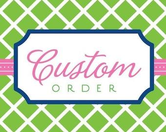 """6 Custom Aluminum Cuffs (3/8"""" width)"""