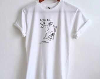 Unisex T-shirt tip - to-LOVES