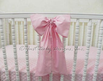 Crib Bow - Curtain Tie Back Bow