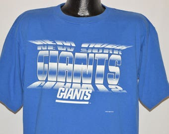 90s New York Giants t-shirt Extra Large