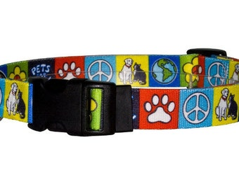 Pets for Peace Standard Collar