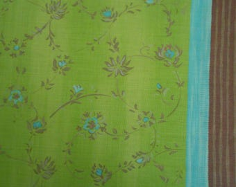 "Designers Guild ""SALVARI""  Fabric  4.5+ yards Borders Great Price!"