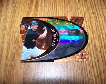 1997 Cal Ripken Jr. (Baltimore Orioles) SPX Bronze Insert Card