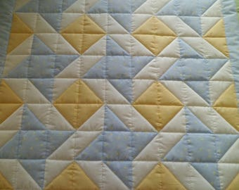 Baby Quilt for Boy
