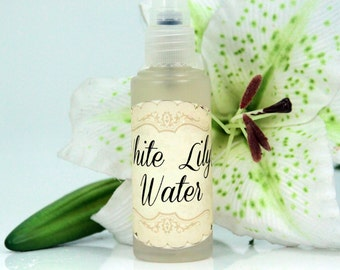 "Perfume ""White lily&Water"", women perfume, floral perfume, fresh perfume, fruity perfume"
