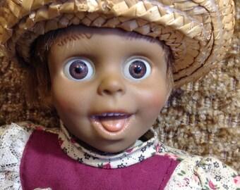 Doll vintage Simba. Germany