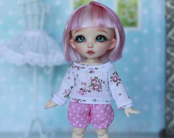 sweater and bloomers for Lati yellow and pukifee