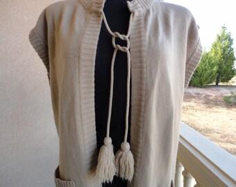 Knitivo Vintage Sweater Vest